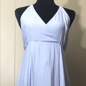 Beautiful Long Pale Blue Maxi Dress